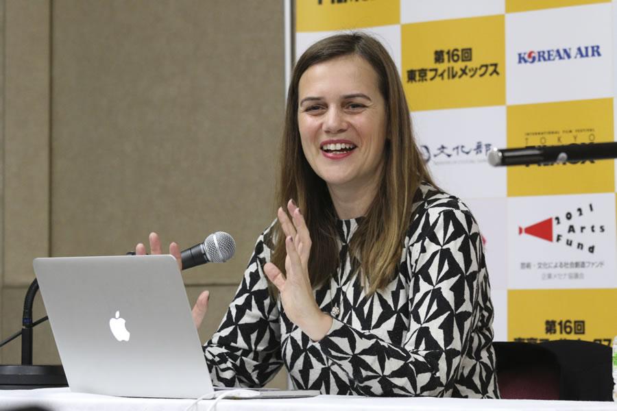 Emilie GEORGES (World Sales)