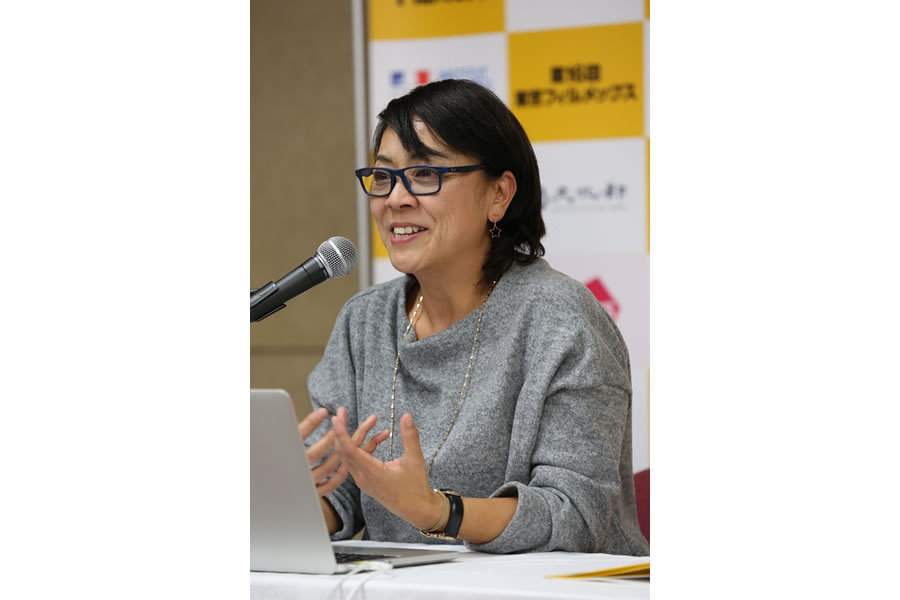 SHIOMAKI Yuko (Producer, Sales, Acquisition executive, picture dept.)